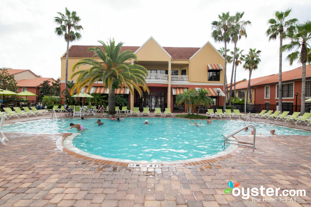 Piscina principal en Legacy Vacation Resorts, Florida / Oyster