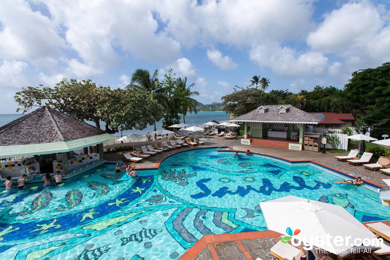Sandals Halcyon Beach Resort Review