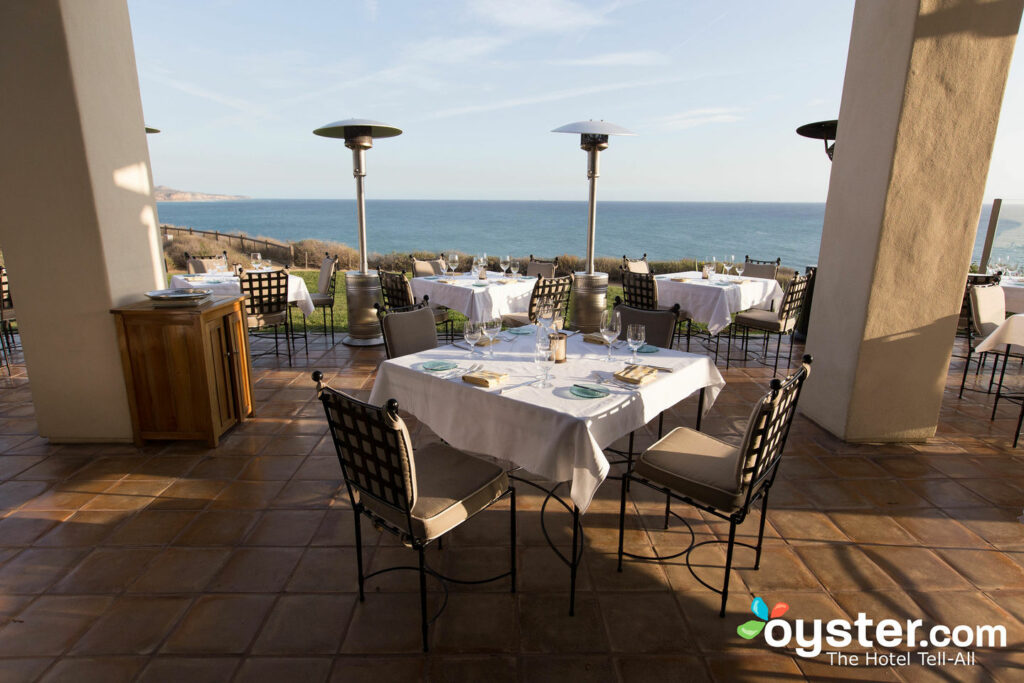Restaurant at Terranea Resort
