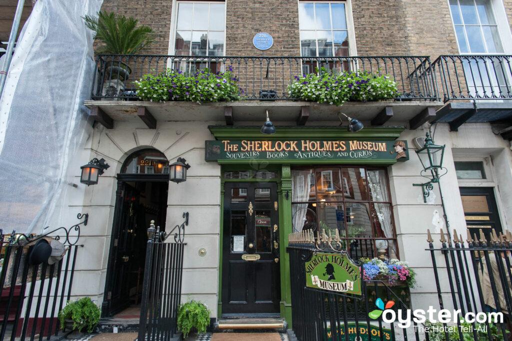 Marylebone, Londres / ostra