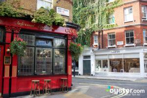 Marylebone, London/Oyster