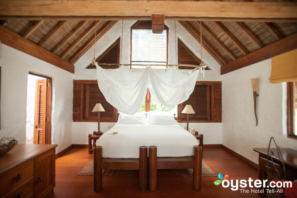 Villa at Soneva Fushi Maldives