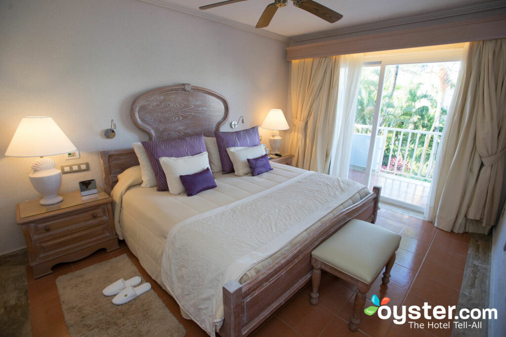 Master Suite at Excellence Punta Cana