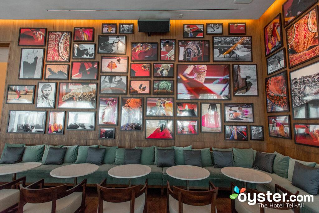 Matador Bar en Miami Beach EDITION