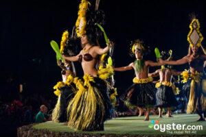Old Lahaina Luau, Maui/Oyster