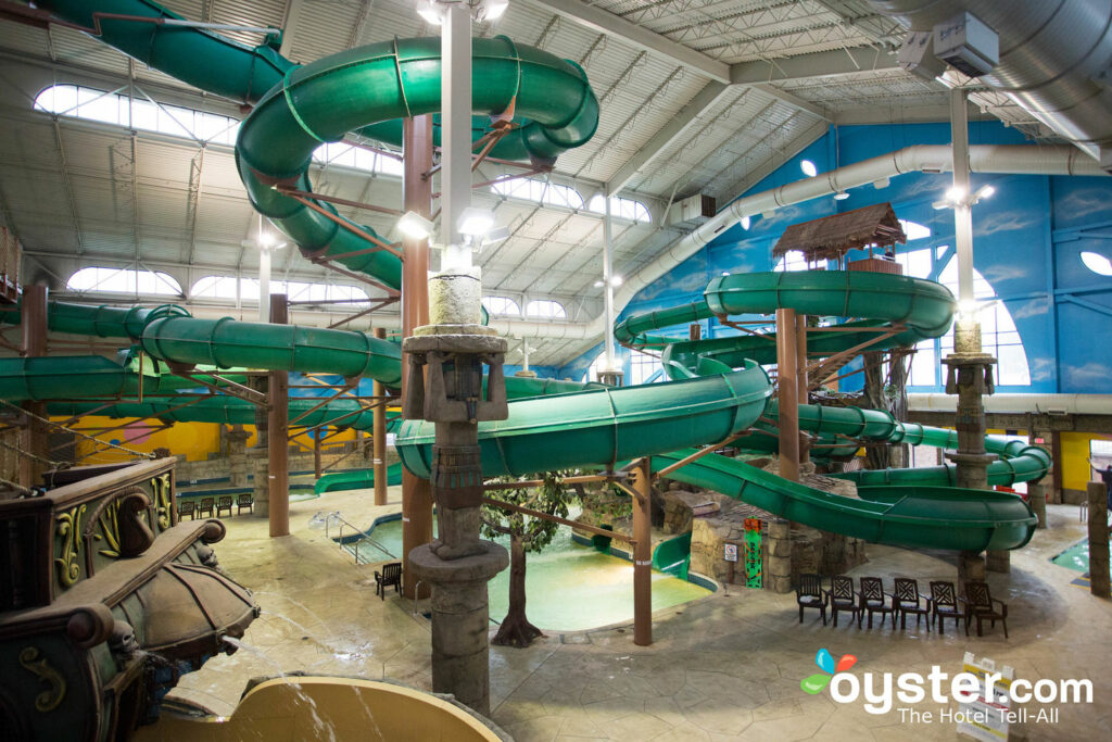 Mt Olympus Water & Theme Park Wisconsin Dells Tips and Tricks