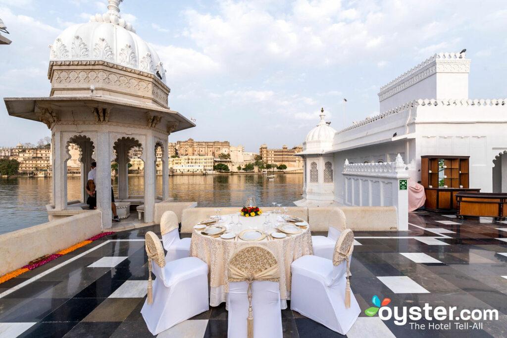 Taj Lake Palace Udaipur/Oyster