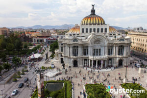 Mexico City/Oyster