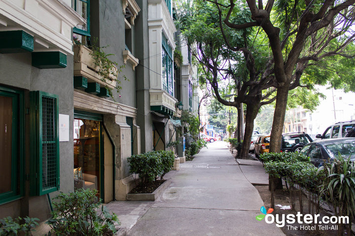 Condesa, Mexiko-Stadt / Oyster