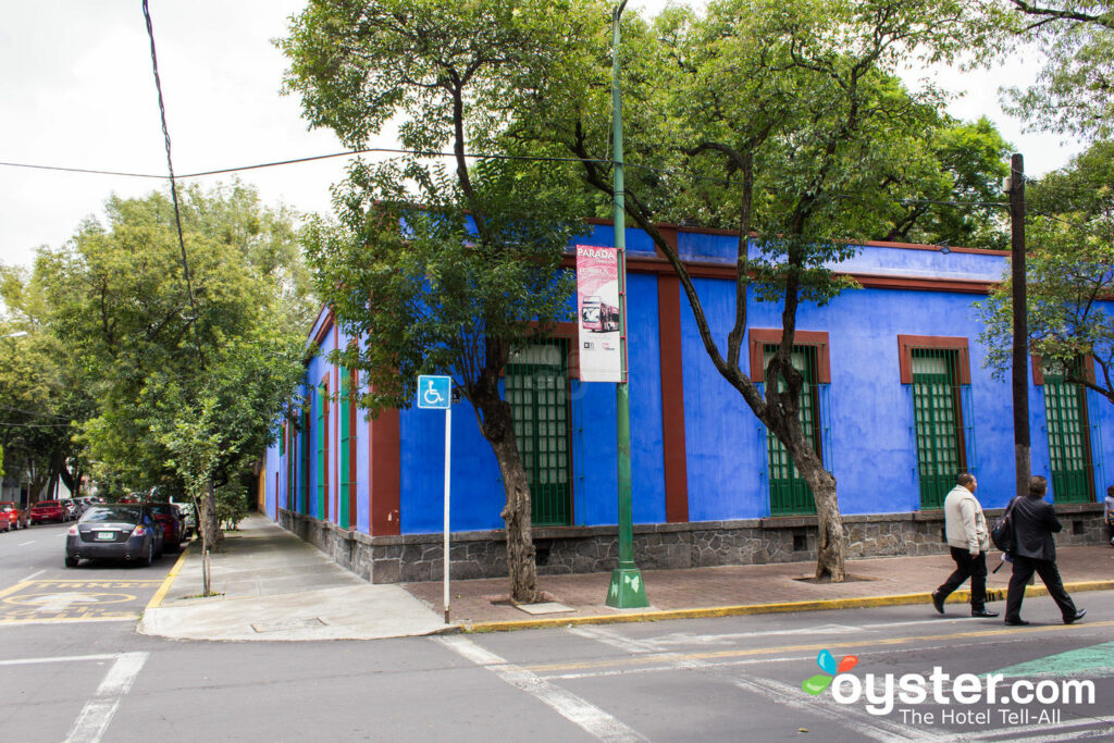 Museo Frida Khalo, Coyoacan/Oyster