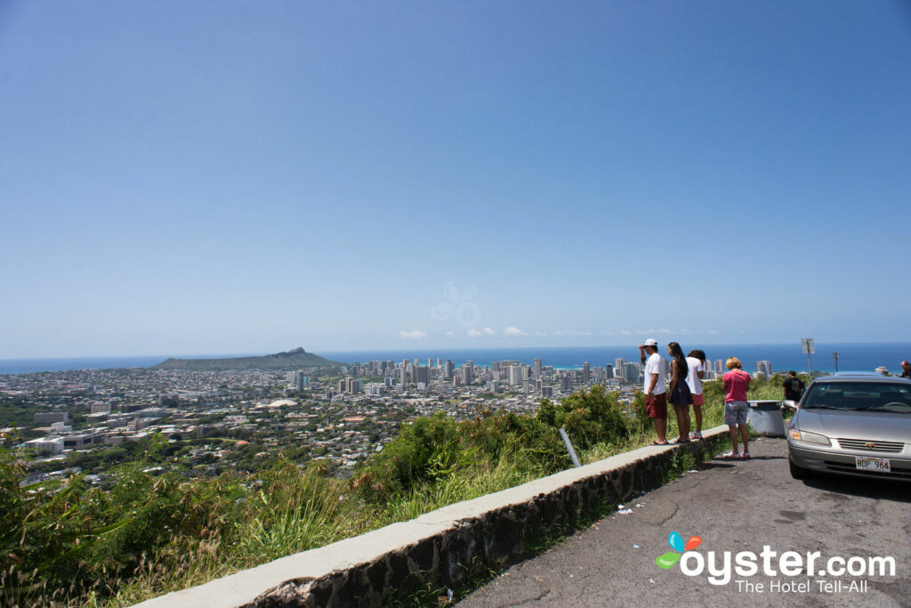 Tantalus y Round Top Drive, Oahu / Oyster