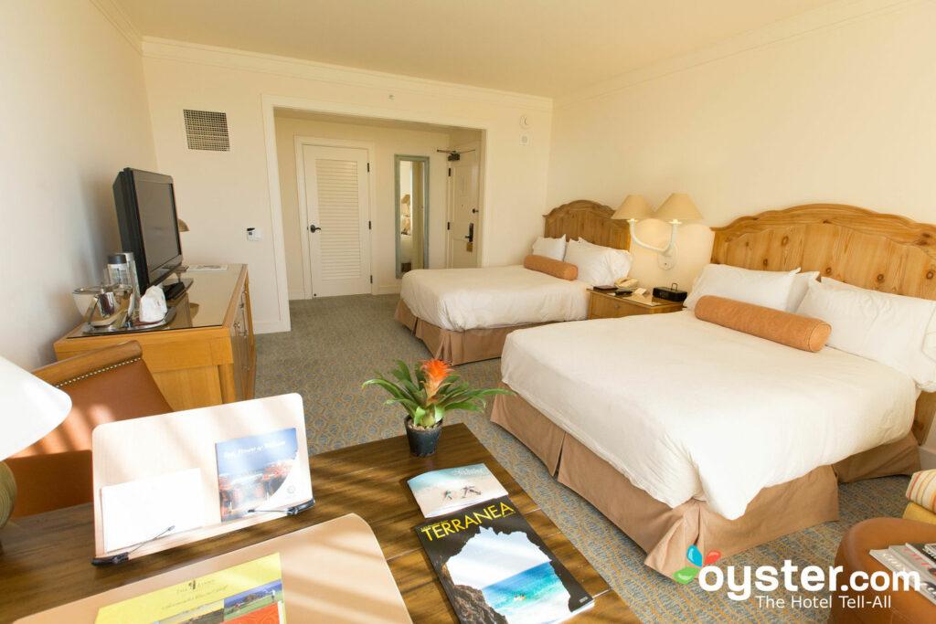 Ocean View Guest Room at Terranea Resort