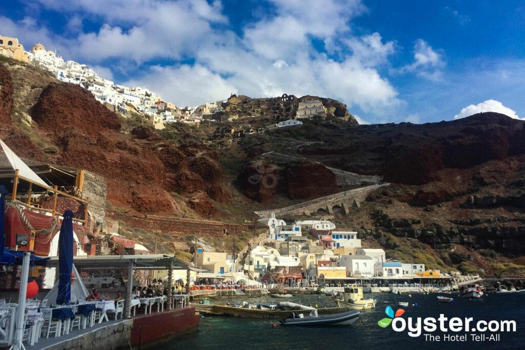 Oia, Santorini/Oyster