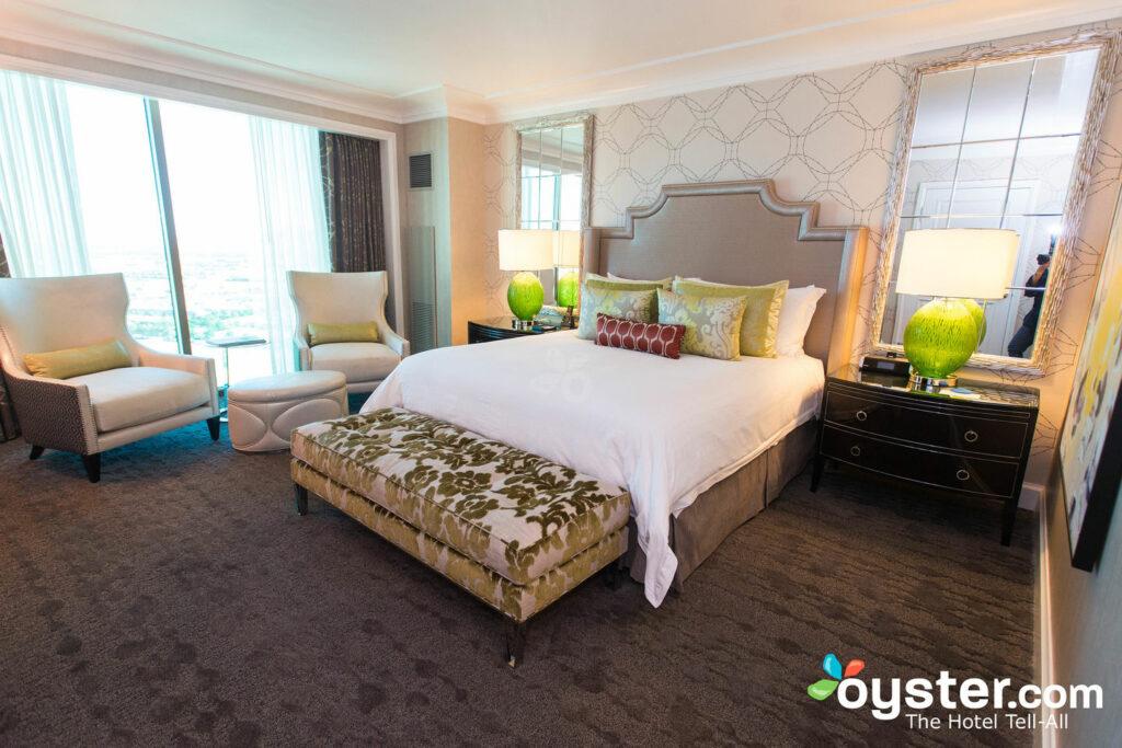 Four Seasons Hotel Las Vegas Detailed Review Photos Rates 40 Unique Luxor One Bedroom Luxury Suite Ideas Design