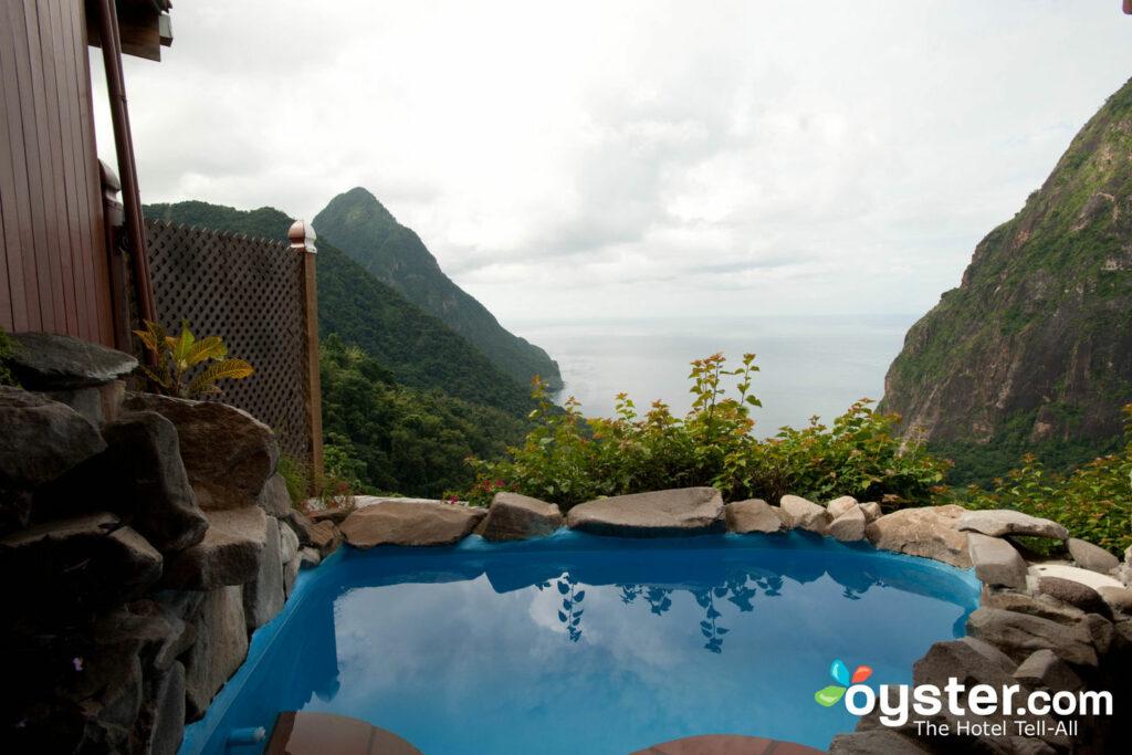Die Villa mit 1 Schlafzimmer und einem Tauchbecken an der Ladera