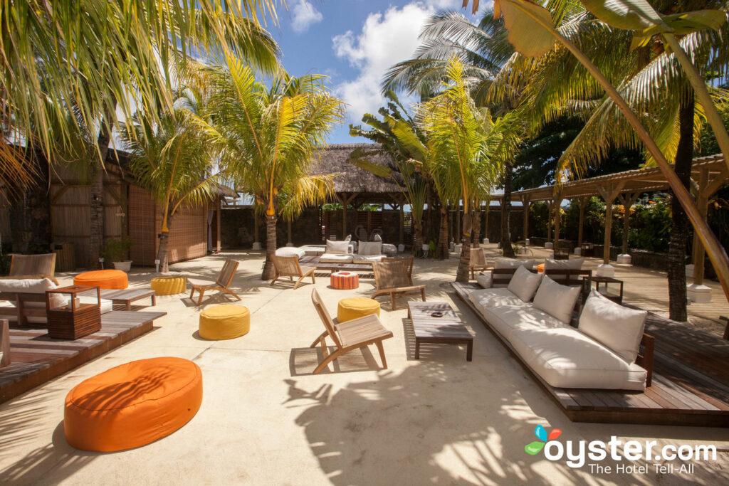Freitag Haltung in Mauritius