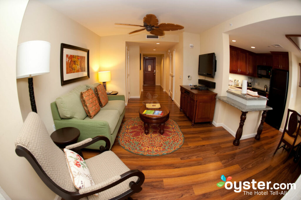 Ocean View Suite at Grand Waikikian by Hilton Grand Vacations Club
