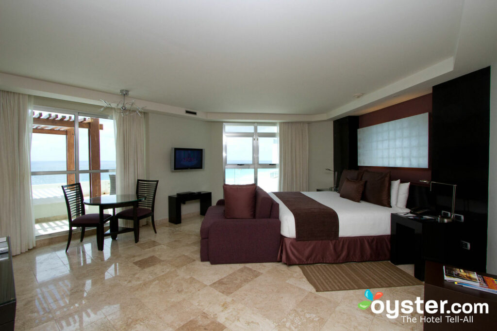 Passion Suite at Melody Maker Cancun
