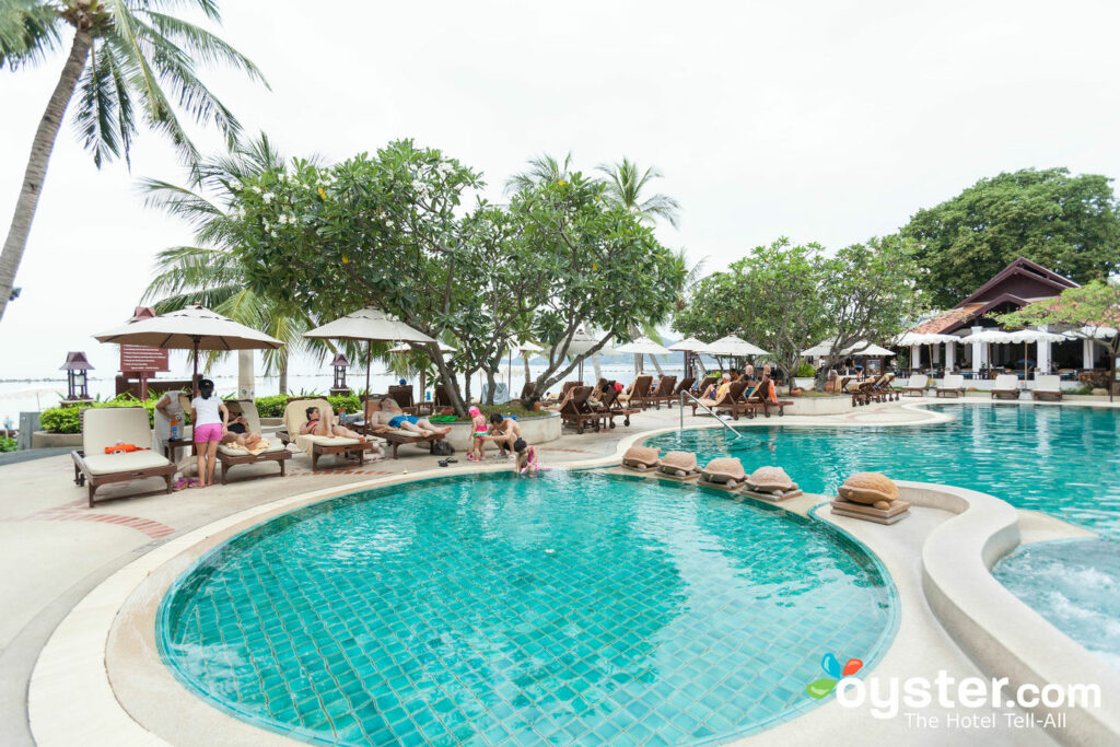 Chaweng Regent Beach Resort Review