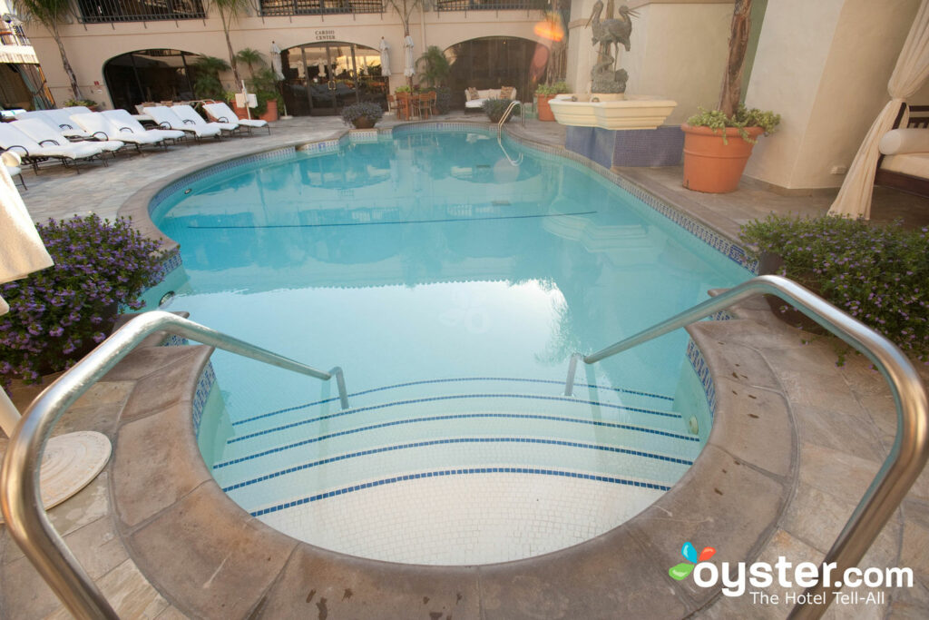 Cuscino Ad Aria Fitness.Beverly Wilshire Beverly Hills A Four Seasons Hotel Review What
