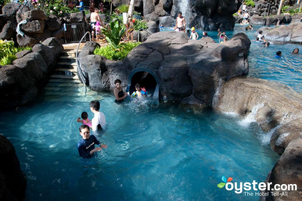 Pool at Grand Waikikian by Hilton Grand Vacations Club