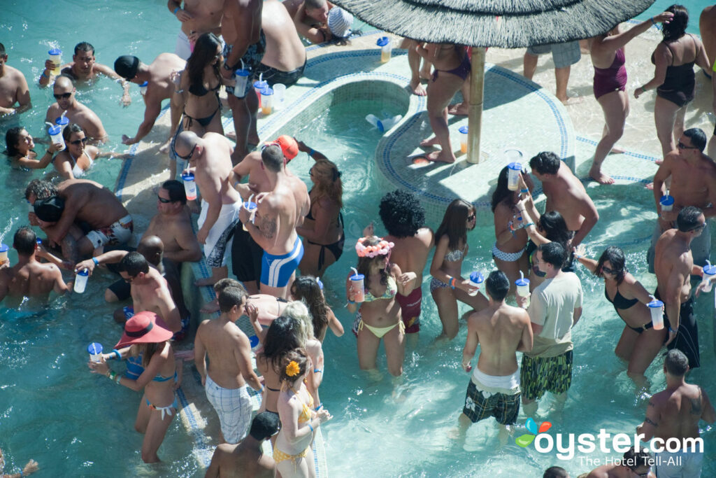 Vegas is booze-friendly? We're not surprised...