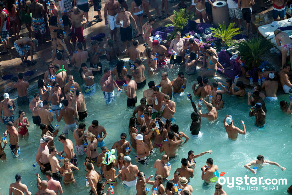 The 11 Best Pool Parties in Las Vegas, Ranked | Oyster com