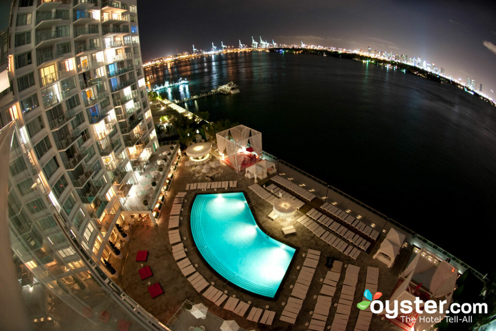 Mondrian South Beach Hotel Review What