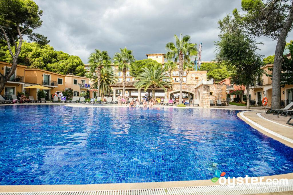 Occidental Playa De Palma The Double Bedroom At The Occidental Playa De Palma Oyster Com Hotel Photos