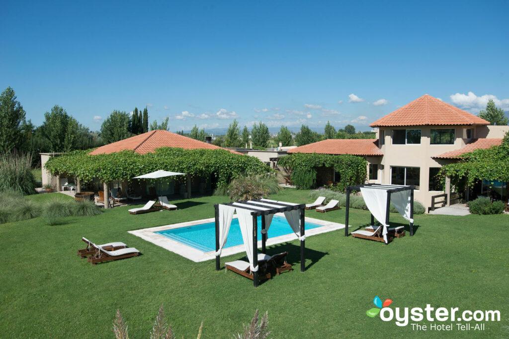 Villa Mansa Wine Hotel Spa Detailed Review Photos Rates 2019