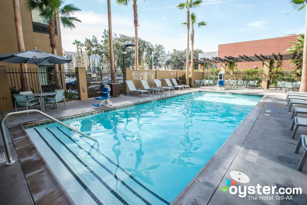 SpringHill Suites by Marriott Anaheim Maingate Detailed