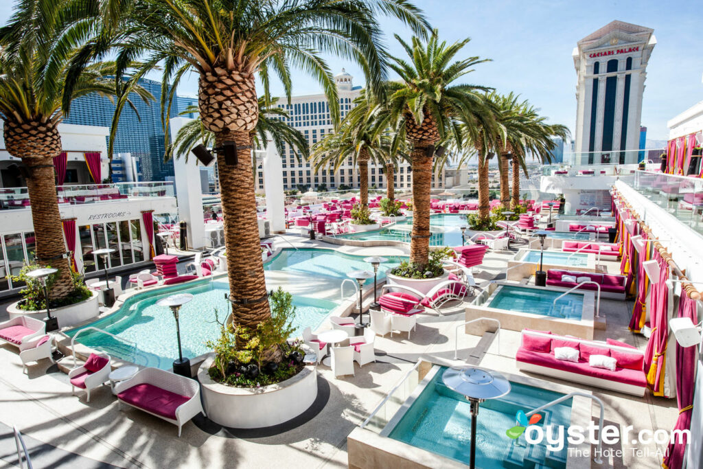 The Cromwell Hotel Las Vegas Detailed Review, Photos & Rates (2019