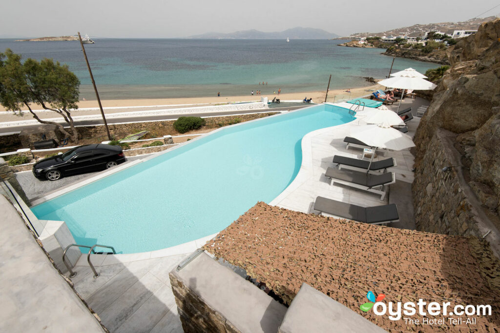 Mykonos Beach Hotel Review What To