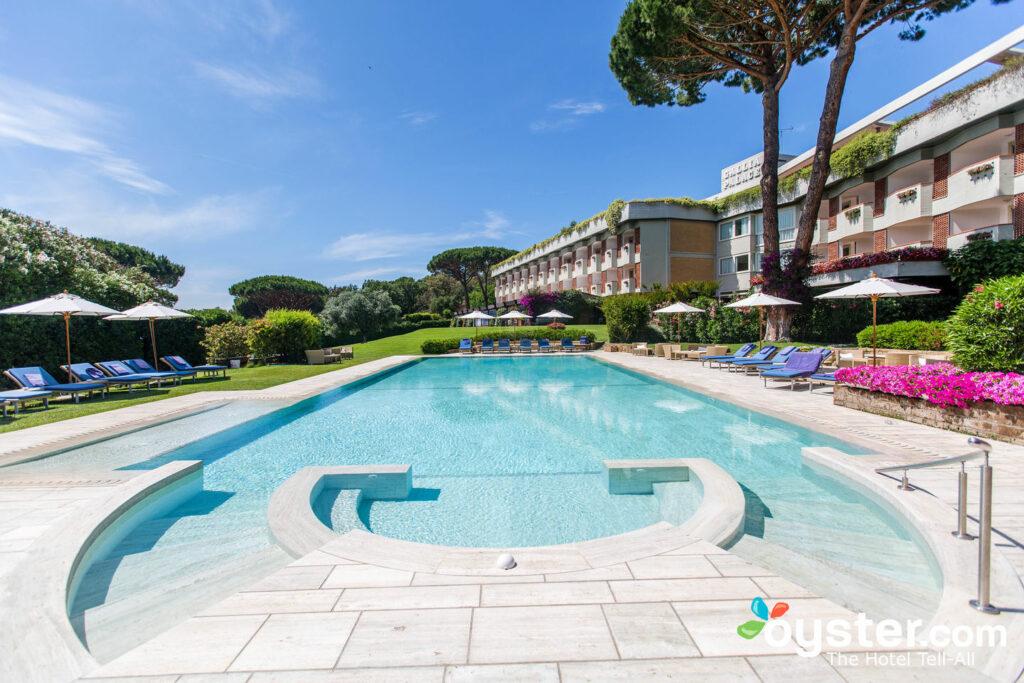 Gallia Palace Beach Golf Resort Restaurant La Terrazza