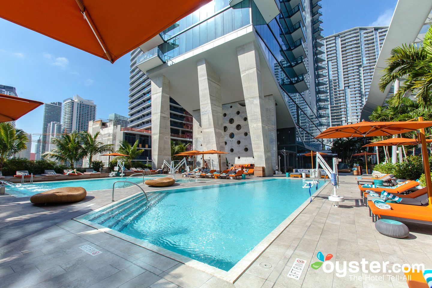 EAST, Miami - The Bay King Room at the EAST, Miami | Oyster.com Hotel Photos