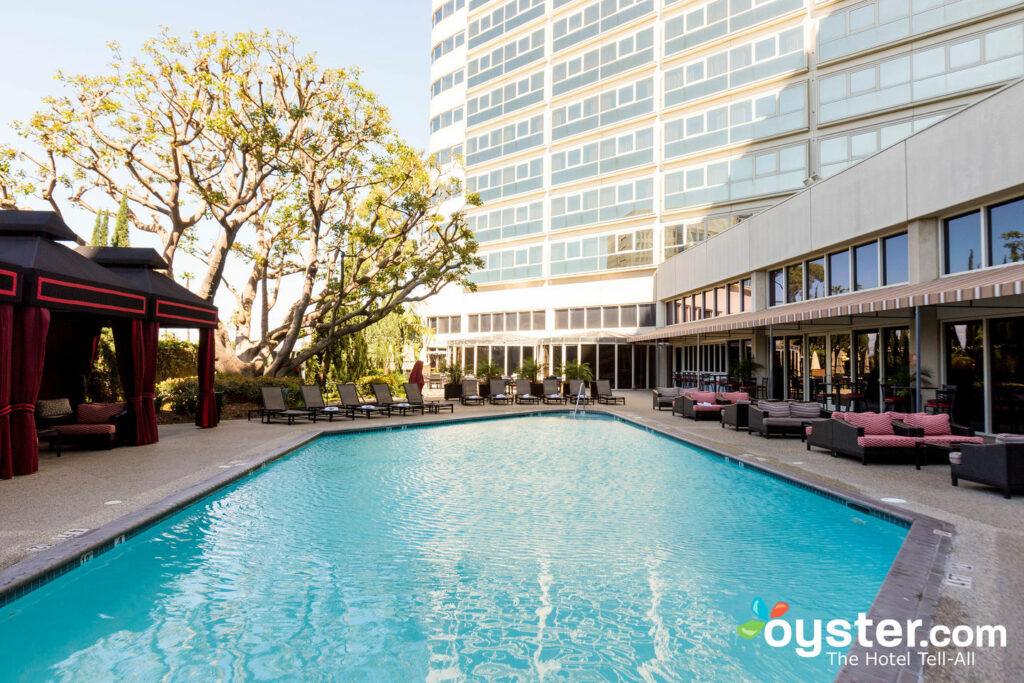 Hotels Los Angeles Hotels  Giveaway