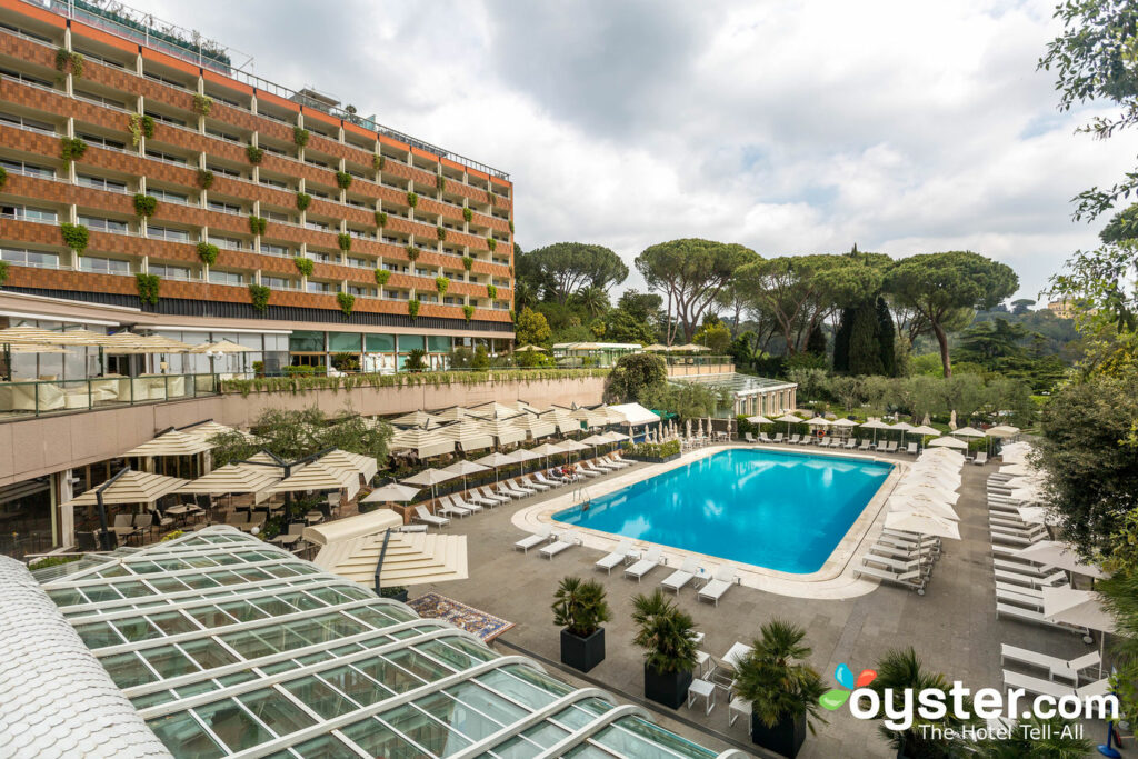 Rome Cavalieri A Waldorf Astoria Hotel Review What To
