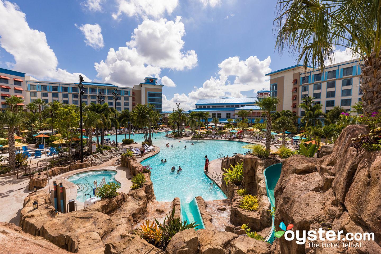 Loews Sapphire Falls Resort At Universal Orlando  Fitness