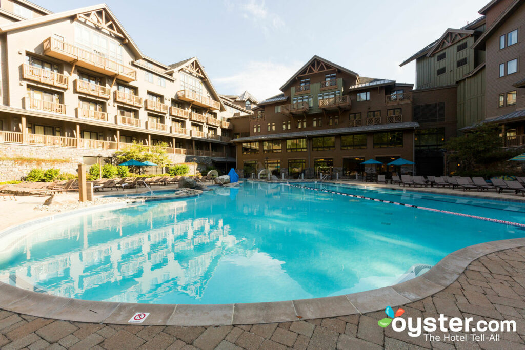 Stowe Mountain Lodge >> The Lodge At Spruce Peak Detailed Review Photos Rates 2019
