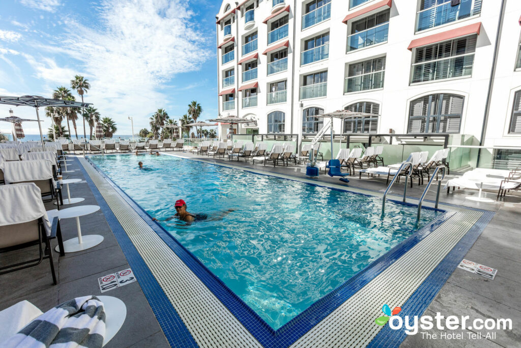 Loews Santa Monica Beach Hotel Review