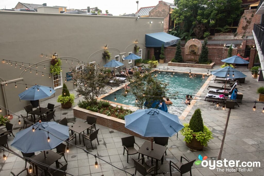 bourbon street hotels with balcony Four Points By Sheraton French Quarter Review What To