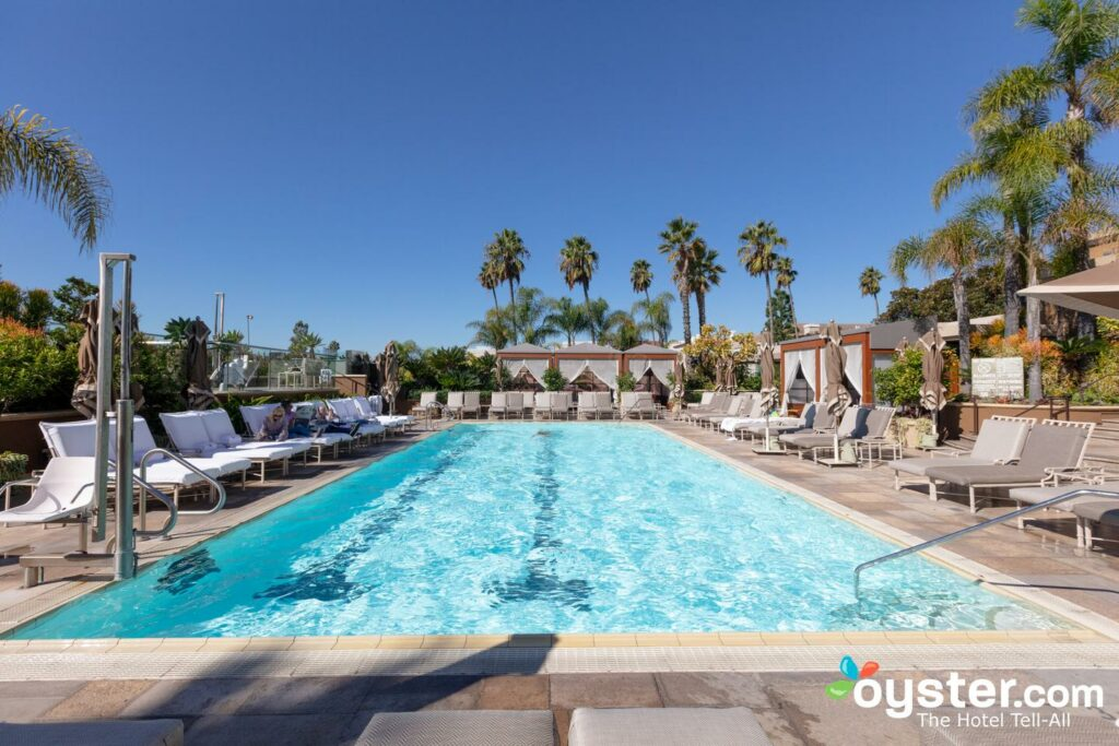 Hotels Near Beverly Hills Los Angeles