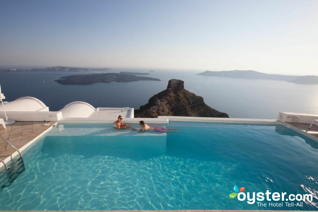 Astra Suites, Imerovigli, Santorin / Oyster