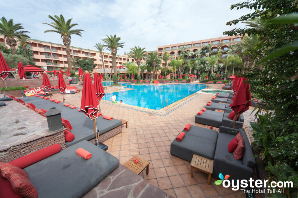 Hotel Sofitel Marrakech Lounge and Spa Review: What To ...