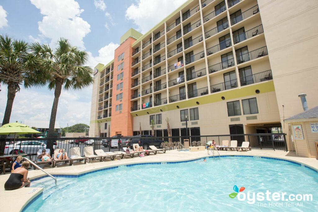 Surfside Beach Oceanfront Hotel Review