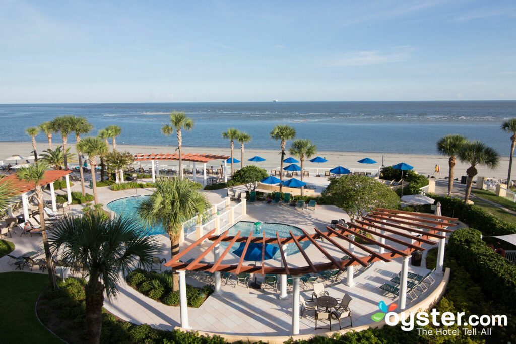 The King and Prince Beach y Golf Resort / Oyster