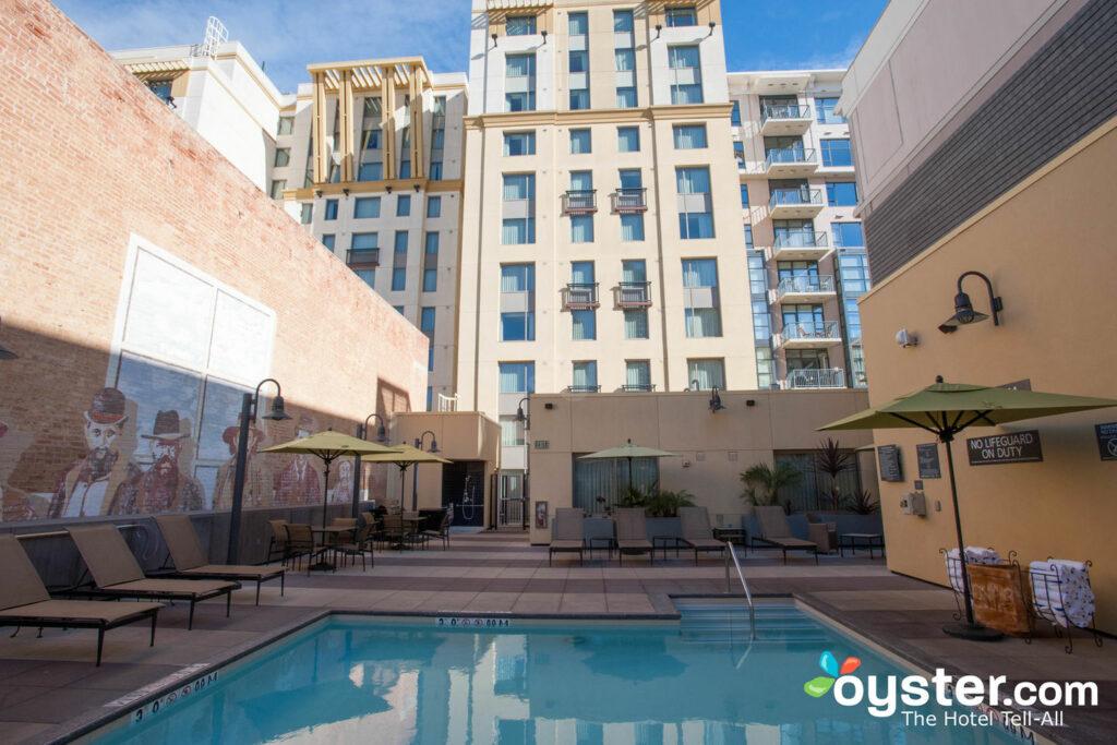 Residence Inn San Diego Downtown Gaslamp Quarter Detailed Review