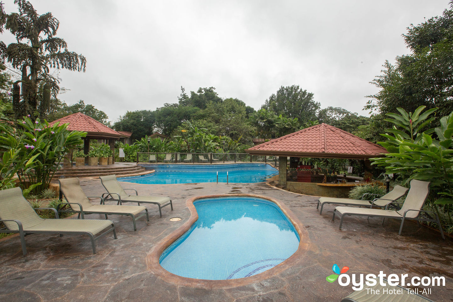 The Best Hotels With Hot Springs in La Fortuna, Costa Rica (updated