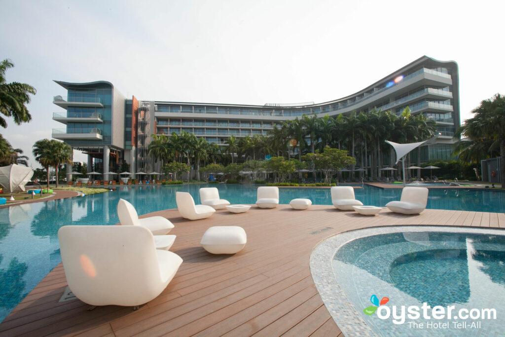 W Singapore Sentosa Cove.