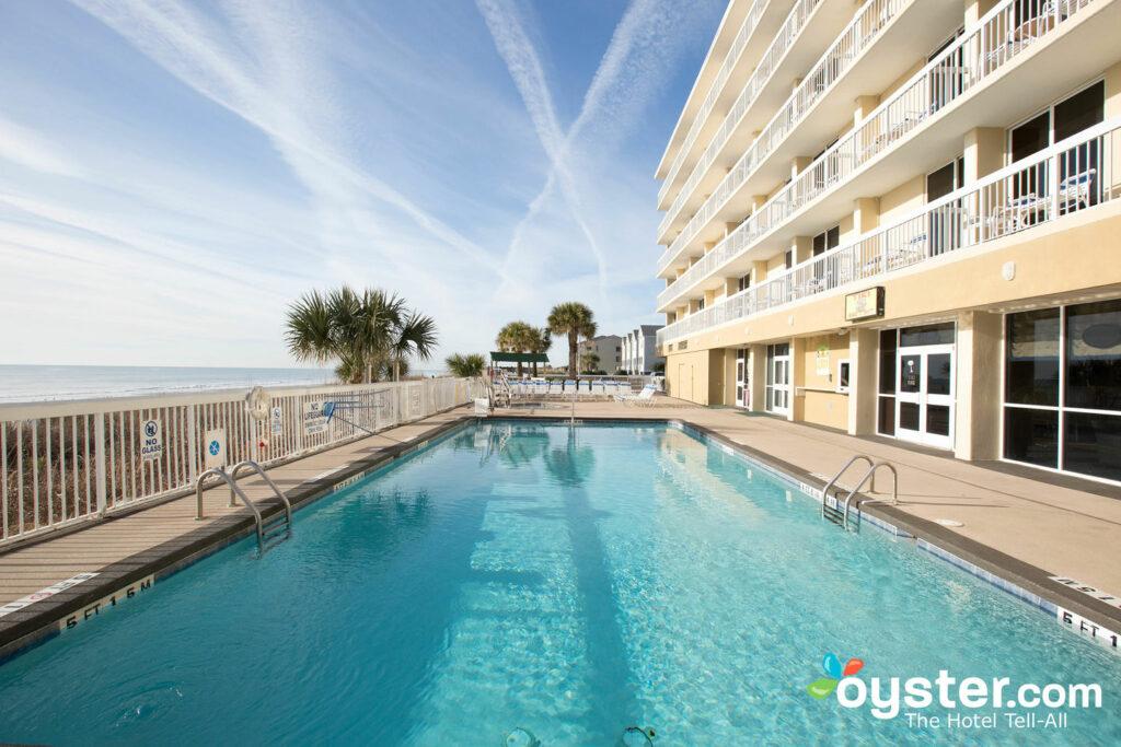 Holiday Inn Oceanfront At Surfside